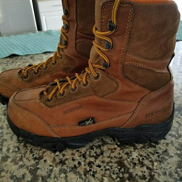 HyTest Composite Toe Poron® XRD Met Guard Boot